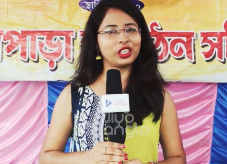 Watch the Khuti Puja of Sardarpara Sangathan Samiti |Jiyo Bangla Sarod Samman 2019