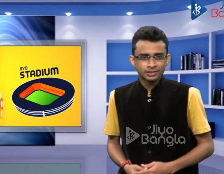 India ruled Olympic Test Event | Jiyo Stadium