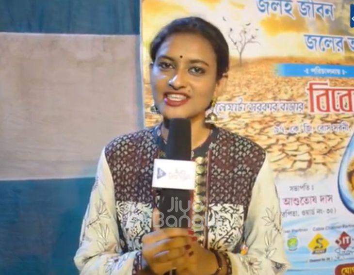 Watch the Khuti Puja of Beleghata Sarkarbajar Vivekananda Sangha |Jiyo Bangla Sharod Samman 2019
