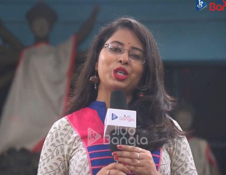 Watch the Khuti Puja of Khiderpore Sarbojonin Durgotsab |Jiyo Bangla Sharod Samman 2019