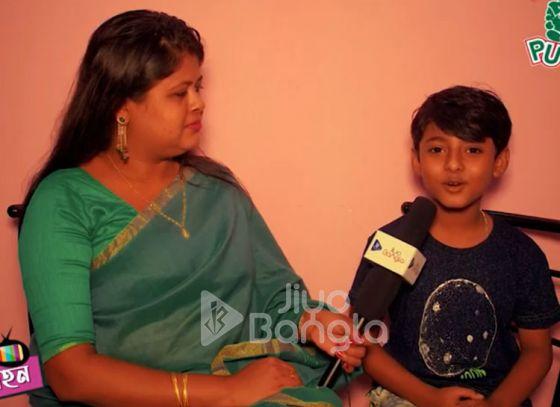 Watch The Exclusive Interview Of Aranya Roy Chowdhury | Chhoto Pordaar Saatkaahon