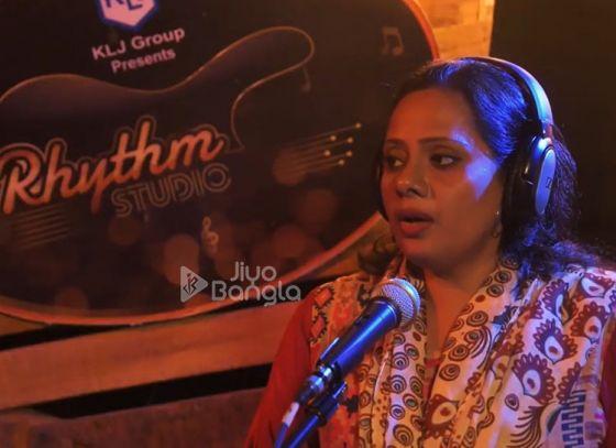 Agun Lagiya Dilo | Rina Biswas | Episode 55 | Rhythm Studio | Season 1